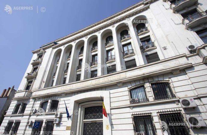 ÎCCJ sesizează CCR cu privire la modificările aduse legii privind prevenirea şi combaterea terorismului