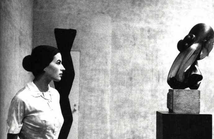 The Romanian sculptor and his Hungarian muse