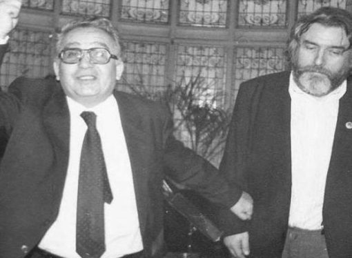 Hajdu Gyozo died. A modest man, a true Hungarian and a perfect Romanian patriot, for whom the Romanian-Hungarian harmony represented the main purpose in life
