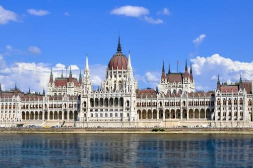 The secrets and symbols of Hungary's Parliament building