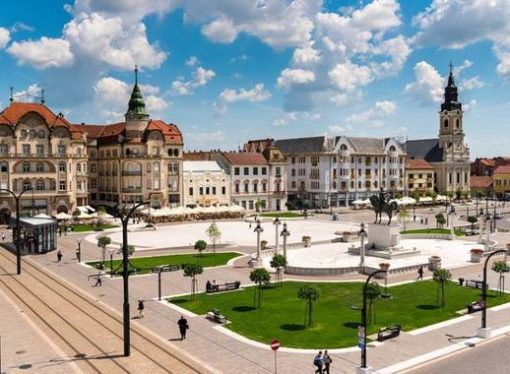 Oradea gets 14 million euro under Interreg Romania – Hungary Program
