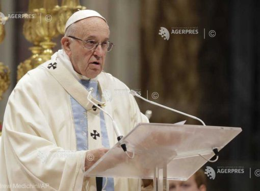 Liviu-Petru Zăpîrţan: Pope Francis's visit will encourage Romania to be a stimulating factor for strengthening the cohesion among Europeans