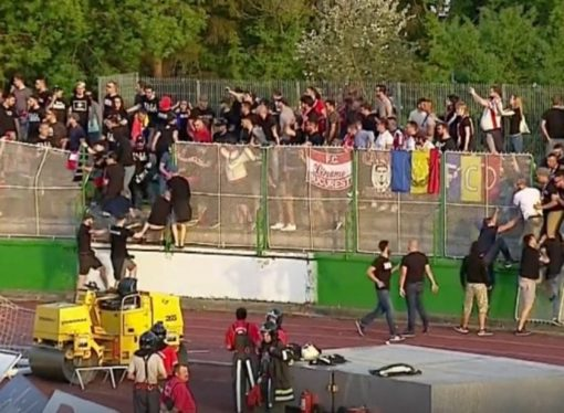 Complaint to FIFA and UEFA due to repeating xenophobe acts