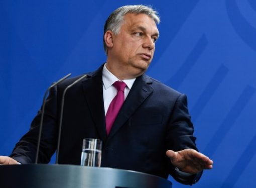 Fidesz, Orbán Viktor pártja, felfüggesztve az Európai Néppártban