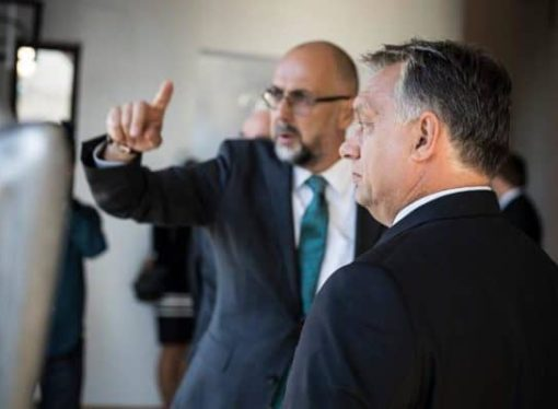 Kelemen Hunor, meeting in Hungary with the foreign minister: Orban government will continue its investments in Transylvania and will open a cultural institute in Cluj