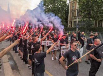 Hungarian American organization supports convicted violent neo-Nazis in Romania