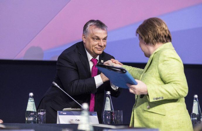 Angela Merkel to Visit Hungary?