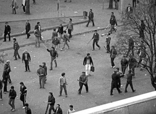 """Történelmi oldal: Marosvásárhelyi interetnikus konfliktus, egy """"ismeretlen szerzővel"""" folytatott csata"""