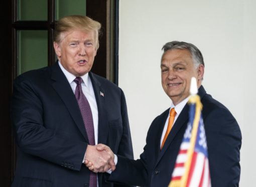 Trump finds anti-immigrant ally in extremist Hungarian Prime Minister