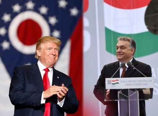 Donald Trump to Meet Viktor Orbán in May