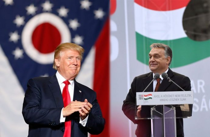 Donald Trump to Meet Viktor Orbán in May
