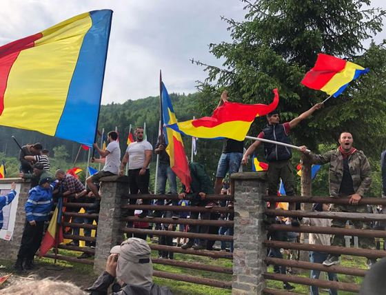 "DAHR, a wave of incidents at Cemetery in Valea Uzului: Romania has shown its ""true face about minorities without makeup"""